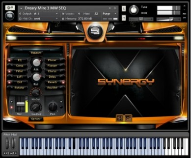 Synergy X Screenshot