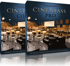 Cinebrass Boxes